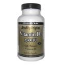 D3-vitamiini  60 ug  (purkissa 360 kapselia)